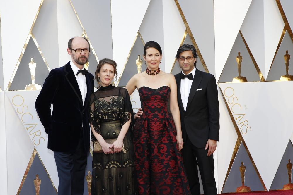 Оскарын хүндэт зочид