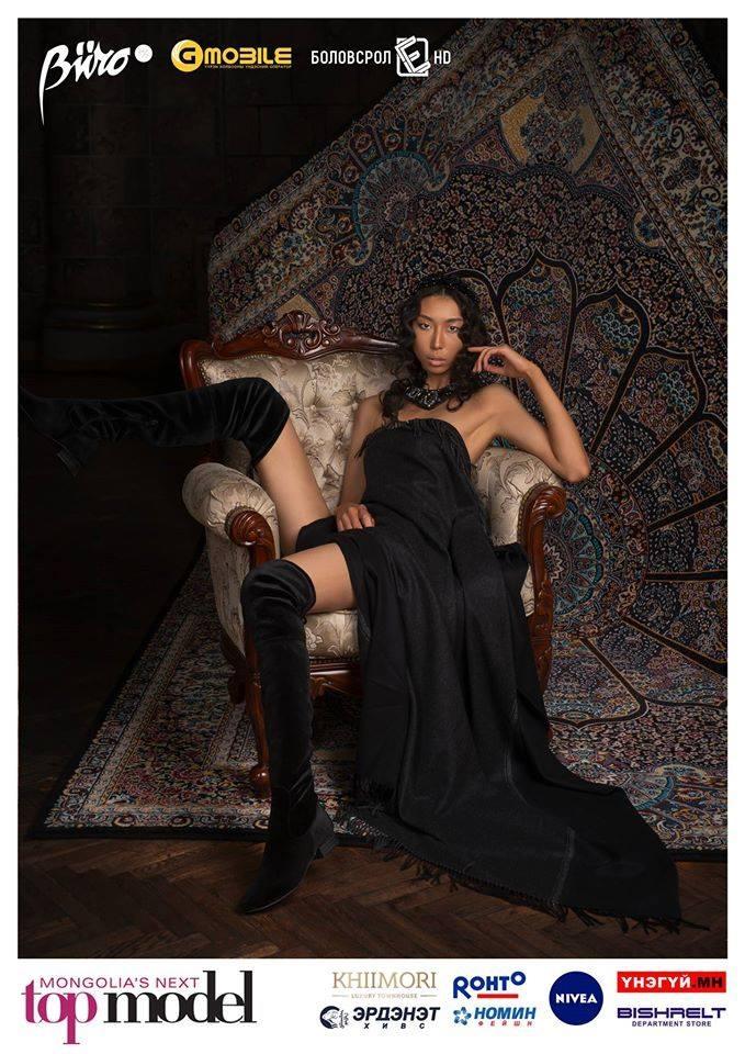 """ФОТО: Б.Цэрэндолгорыг  """"Mongolia's Next Top Model"""" шоуны ялагч болгосон гэрэл зургууд"""