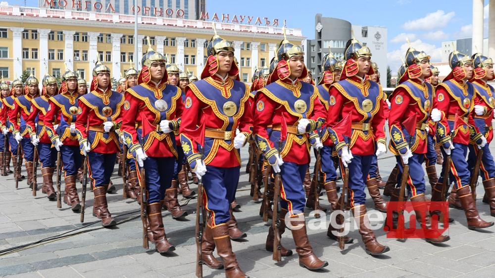 монголии фото люди